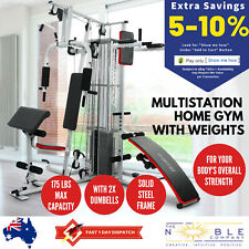 Powertrain Multistation Home Gym Equipment - HGM470100