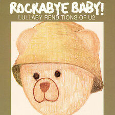 Rockabye Baby! Lullaby Renditions of U2 Used - Good [ Audio CD ] Rockabye Baby!