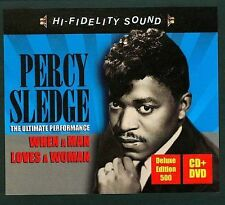 PERCY SLEDGE - WHEN A MAN LOVES A WOMAN [ACROBAT] NEW CD