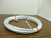 10 feet 22 AWG Shielded Silver Plated Wire 4 Twisted PTFE SPC
