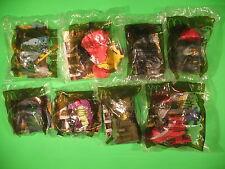 2004 McDonalds - GI Joe - set of 8 *MIP*