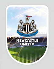 3D Medium Universal Sticker Newcastle Utd FC Official for Console iPad New