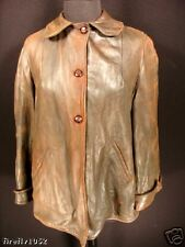 VERY RARE COLLECTABLE 1940'S LUCY STYLE LEATHER JACKET