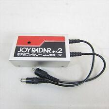 Famicom JOY RADAR MK2 No Antenna No AC Adaptor Family Computer JAPAN 0966