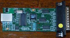 TSReader DTVWorks DVB-SPI to USB Interface with Newtec 2603 satellite receiver