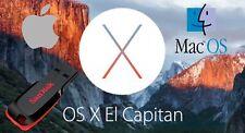 ?MAC OS X 10.11.6 EL CAPITAN auf Bootfähigen USB-Stick 16 GB ?