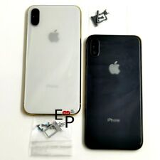 Battery Back Door Housing Glass Chassis Frame Cover For iPhone X Xs XR Xs Max