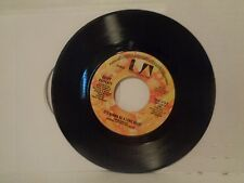 Gerry Rafferty Get It Right Next Time / It's Gonna Be A Long Night 45 UA X1316Y
