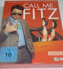 Call me Fitz - Staffel 1 - 3 DVDs/NEU/Comedy/Serie/Jason Priestley/13 Episoden