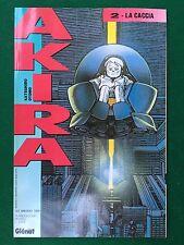 Katsuhiro Otomo - AKIRA n. 2 LA CACCIA , Ed Glenat (1990) fumetto a colori