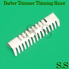 1 Metal Comb For Barber Trimmer Thinning RAZOR Hair Styling B-718