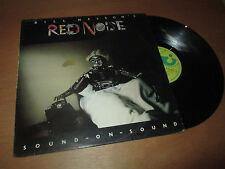 BILL NELSON'S RED NOISE sound on sound PROG ROCK NEW WAVE - HARVEST Lp 1979