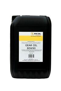 80W90 GEAR OIL HYPOID 25 LITRE 25L GL5 (NOT 20L)