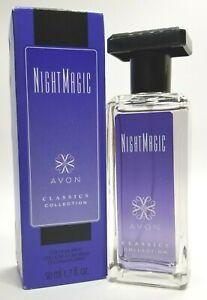 ONE - AVON NIGHT MAGIC   Classics Collection Cologne Perfume Spray 1.7 oz