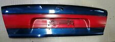 1997 1998 1999 SATURN SL2, SL1 TAIL LIGHT REFLECTOR  PANEL OEM BLUE
