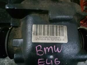 BMW E46 3-SERIES 318i 320i REAR DIFFERENTIAL / DIFF 4 CYL RATIO 3.91 FITS  01-06