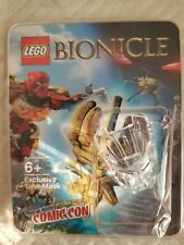 RARE LEGO BIONICLE 2014 NEW YORK COMIC CON NYCC EXCLUSIVE TAHU MASK — 1 of 1500!