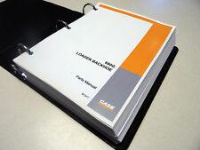 Case 680G Loader Backhoe Parts Catalog, Manual, List, Book, NEW with Binder