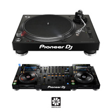 Pioneer DJ - Logo Decal Sticker - PLX-1000 - PLX-500 Turntable
