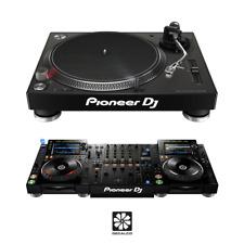 Pioneer DJ-Logo Decal Autocollant-PLX-1000 - PLX-500 plateau tournant