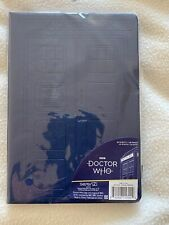Doctor who Tardis  embossed cover Journal Note  book