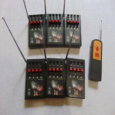 waterproof case smar Wireless switch 24 Cues Fireworks Firing System copper wire