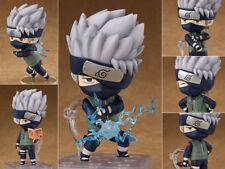Japan Anime Nendoroid Naruto Shippuden Kakashi Hatake Action Figure 10cm NoBox