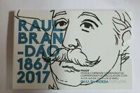 "Coincard Portugal 2017 mit 2 Euro Gedenkmünze "" P Brandau "" PP - Polierte Platte"