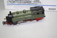Märklin 33121 Dampflok Klasse T5 grün/schwarz Spur H0 OVP