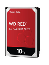 WD101EFAX Red 10TB SATA HDD NAS 5400RPM 6Gb/s 256MB Cache