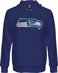 NFL Football Seattle Seahawks Hoody Hooded Pullover Hyper Domestic Sweater