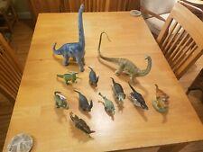 Dinosaur Vintage Safari Carnegie Museum Figurines