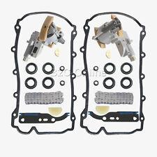 Tensor de cadena de tiempo kit de juntas para Audi V8 4.2L A6 A8 Quattro Touareg