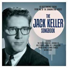 THE JACK KELLER SONGBOOK-60 OUTSTANDING TRACKS -VARIOUS ARTISTS (NEW SEALED 3CD)