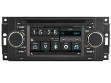 Car DVD Headunit Radio Navi for Jeep Compass Commander Grand Cherokee 05-07 GPS