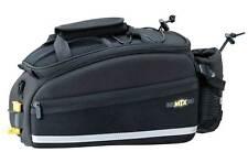 Topeak Insulated Teflon Coated Water Repellent Trunk/Rack Bag MTX EX Black 8L