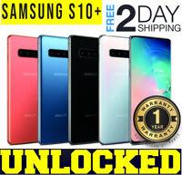 Samsung Galaxy S10+ Plus G975F/DS DUAL SIM (UNLOCKED) 128GB │ 512GB│1TB ❖O/B❖(w)