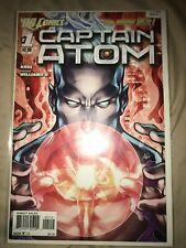 Captain Atom 1 - High Grade Comic Book B30-4