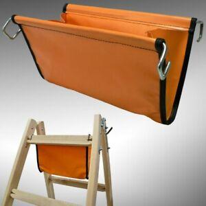 Leitertasche Holzleiter Malertasche Pinzeltasche Leiter Werkzeugtasche Koffer