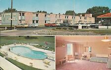 LAM(A) Buffalo, NY - The Seaway Hotel - Exterior, Swimming Pool, and Guest Room