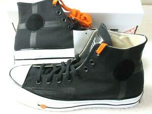 Converse x Rokit Mens Chuck Taylor 70 HI Black White Shoes Size 10 NIB 168211C