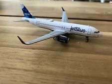 1:400 Gemini Jets JetBlue Airbus 320 (A320) Blueberries Tail GJJBU1547