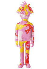 2017 Medicom Toy VCD ANDY WARHOL CAMO Ver. kaws banksy bearbrick
