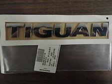 Original VW Tiguan Emblem Schriftzug Heckklappe Heck 5N0853687B 739