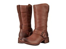 Brand New Timberland Women's Whittmore Mid Zip Dark Brown Boot Sz 8M