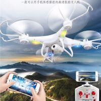 2.4Ghz Wifi PFV 6-Axis Gyro Headless Mode WIFI PFV HD Camera Drone Quadcopter