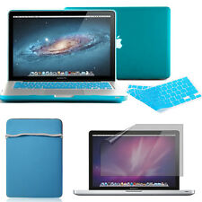 Soft Touch case keyboard cover Notebook Sleeve Bag For Macbook Pro Retina 13.3''