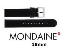 Mondaine Evo 18mm Watch Strap with 2 Free Pins