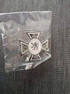 TSV 1860 München Fanclub Pin Kutte Fußball Jubiläum original Verpackt