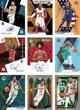 2019-20 Panini Mosaic Basketball Auto Reactives SP/SSP Disco Rookie RC You Pick!